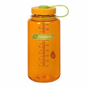 Nalgene 1L Vid Kork Drikkeflaske Clementine