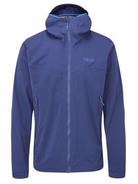 Rab Mens Kinetic 2.0 Jacket Nightfall Blue L