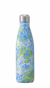 S'well Bottle 500ml Guazzo Green/Blue