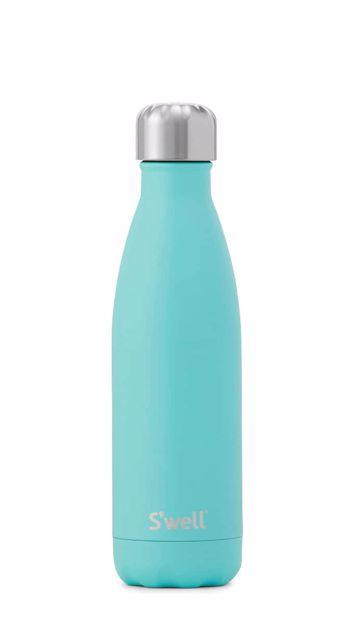 S'well Bottle 500ml Turquoise Blue