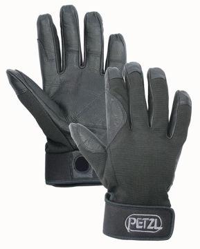 Petzl Cordex Hanske Black XL