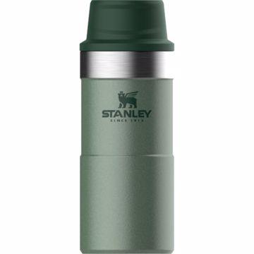 Stanley Termokopp Trigger Action Mug Hammertone Green Onesize