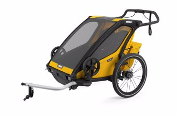 Thule Chariot Sport2 Spectra Yellow