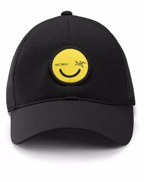 Arc'teryx All Smiles Ball Cap Black