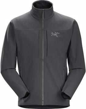 Arc'teryx Mens Gamma Mx Jacket Glitch XXL
