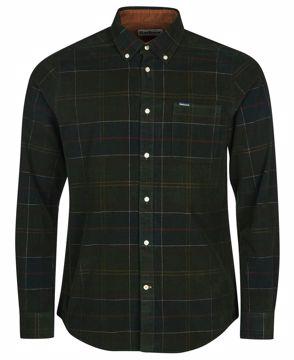 Barbour Mens Blair Shirt Classic Tartan XXL