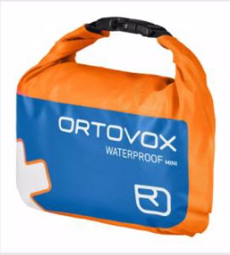 Ortovox First Aid Waterproof Mini Shocking Orange