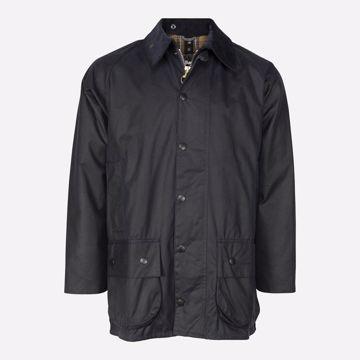 Barbour Mens Classic Beaufort Jacket Navy  42