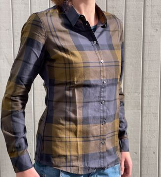Barbour Wms Bredon Shirt Hawthorn Tartan 8