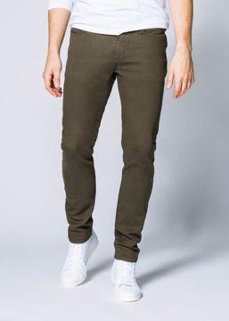 DU/ER Mens No Sweat Pant Slim Army Green 34/34