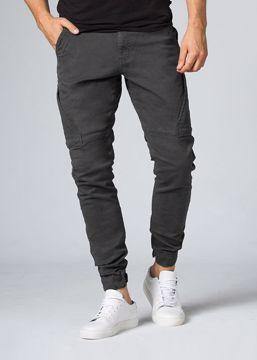 DU/ER Mens Live Free Adventure Pant Charcoal 33-32