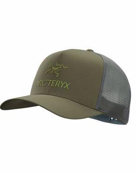 Arc'teryx Logo Trucker Hat Tatsu