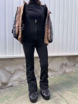 Picture of Roberta Tonini Wms Rosy Tuta Ski Pant Black