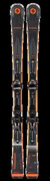 Blizzard Thunderbird R13 Inkl. Marker TPX 12 Bind. Antracite 165