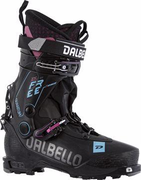 Dalbello Wms Quantum Free 105 Black 275