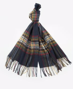 Barbour Torridon Check Scarf Classic