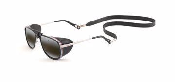 Vuarnet Glacier Grey Lynx Sunglasses Black